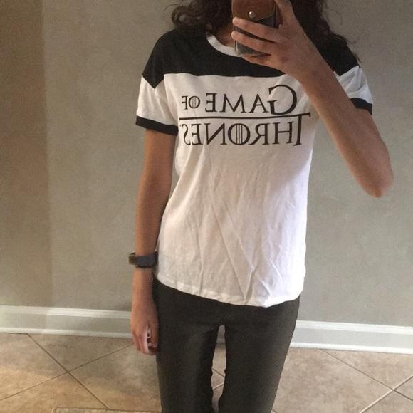 Primark Tops Game Of Thrones Tshirt Poshmark